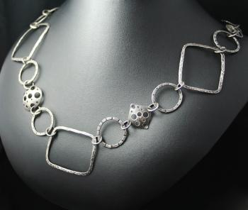 "Image of ""All Shapes and Sizes"" Necklace"